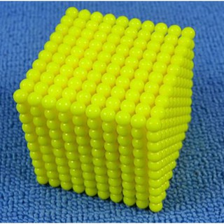 Giáo cụ Montessori – Khối 1000 bằng nhựa