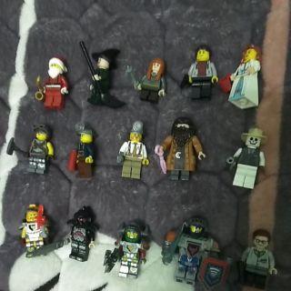 Các nhân vật lego