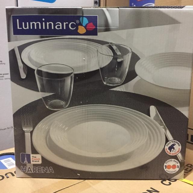 Bộ bàn ăn Luminarc Harena 12 món