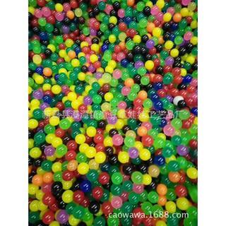 10000 viên hạt nhựa thần kỳ nở trong nước dùng trang trí mã LVK49 Bsp11