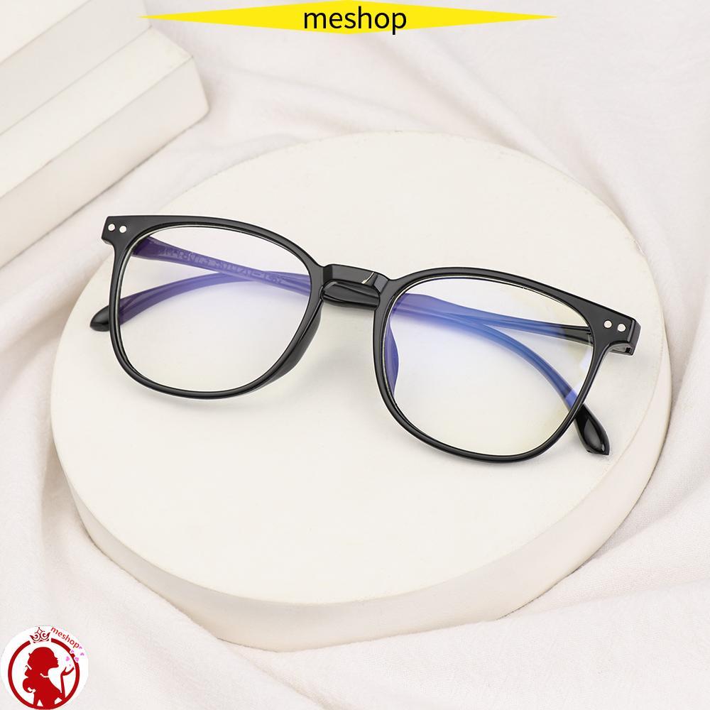 🍒ME🍒 Women Optical Eyewear Oversized Computer Goggles Anti-blue Light Glasses Vision Care Fashion Classic Retro Eyeglasses
