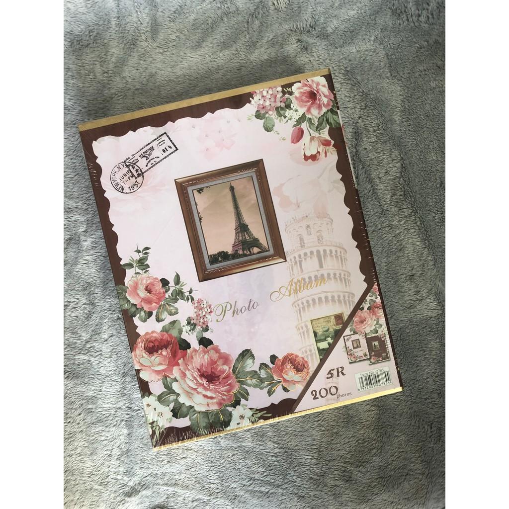 Album hộp 200 hình 13 x 18