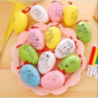 Mình Bán Đồ chơi vẽ trứng cho bé
