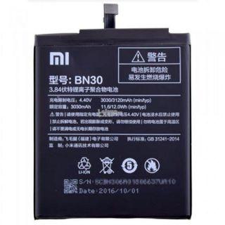 Pin xiaomi redmi 4A / BN30 xịn bảo hành 6 tháng đổi mới