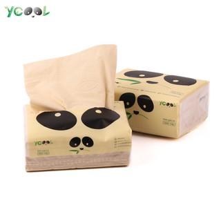 Thùng 30 gói giấy ăn gấu trúc YCOOL