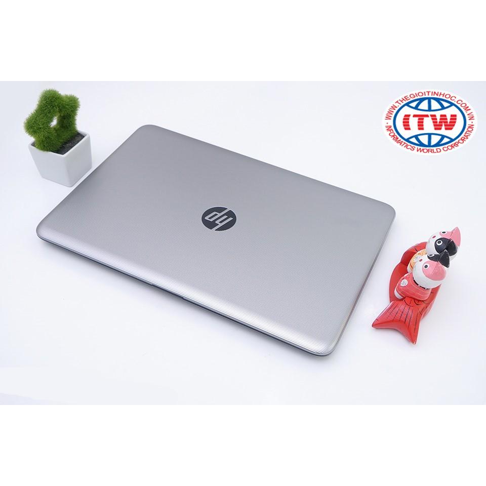 Laptop HP Notebook 15-ay131TU I5-7200U - Z4R05PA (Bạc) – Tặng kèm Powerbank Xlive X5200