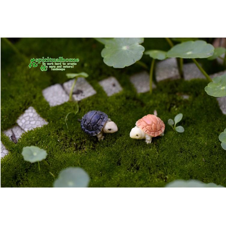 Mô hình rùa núi đá chuyên dùng trang trí bonsai, tiểu cảnh