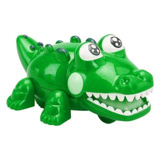 Đồ chơi cá sấu lên giây cót cho bé – Thị trấn đồ chơi