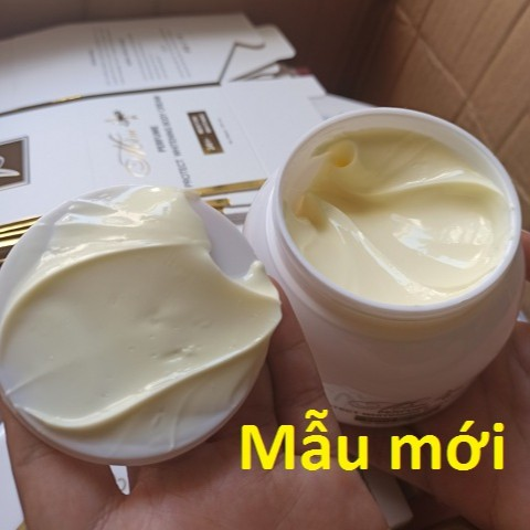 Kem dưỡng trắng da kem body hương nước hoa mới