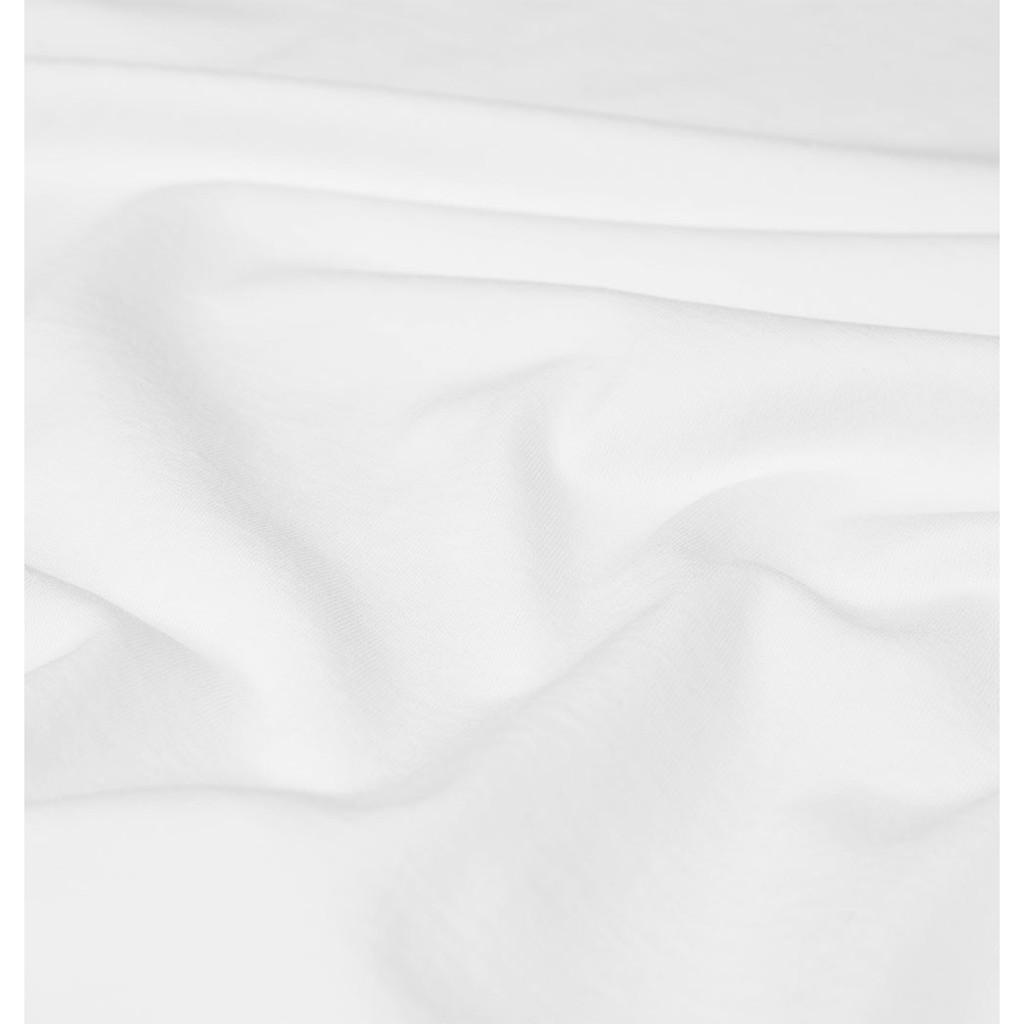 Hình ảnh Combo 3 áo thun trơn nam thời trang Everest màu trắng đen xám-7