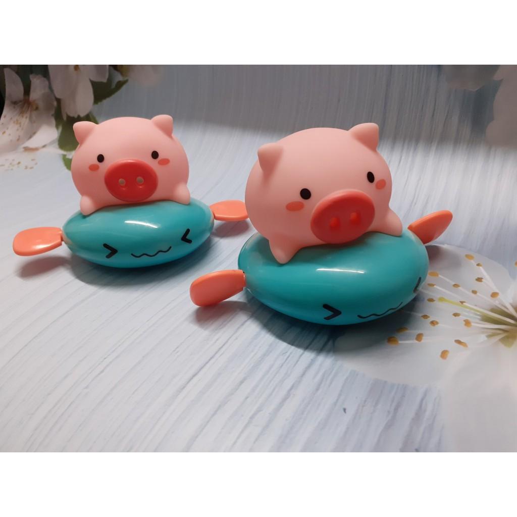 [MUA 1 TẶNG 1] Đồ Chơi Nhà Tắm- Lợn Phun Nước- Tặng Túi Thổ Cẩm