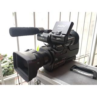 Máy quay phim chuyên nghiệp SONY HVR-HD1000N Made in Japan.