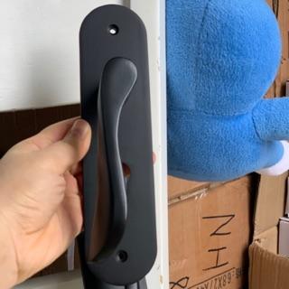 khoá thông phòng tay gạt cửa gỗ