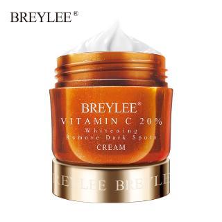 Kem dưỡng da mặt BREYLEE Vitamin C giúp làm trắng và loại bỏ tàn nhang chất lượng cao thumbnail