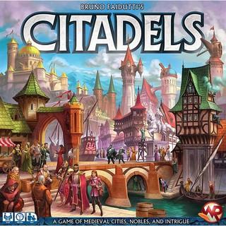 Board Games – Citadels