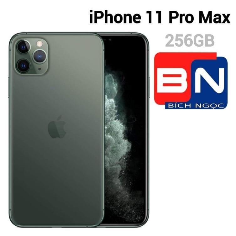 Điện Thoại Apple iPhone 11 Pro Max bản 256GB - Hàng nhập khẩu mới 100%
