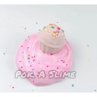 Slime Berry Muffin – DIY Clay (chất butter)