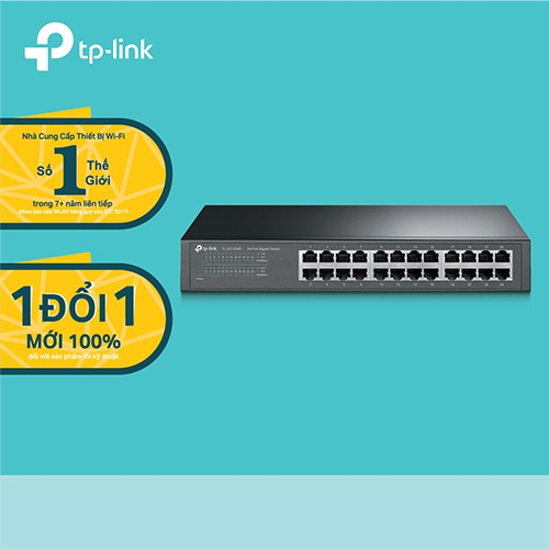 TP-Link TL-SG1024D Bộ chia tín hiệu inernet - Switch Gigabit 24 cổng Gắn tủ/Để bàn - Hãng phân phối - 3057766 , 307691968 , 322_307691968 , 1990000 , TP-Link-TL-SG1024D-Bo-chia-tin-hieu-inernet-Switch-Gigabit-24-cong-Gan-tu-De-ban-Hang-phan-phoi-322_307691968 , shopee.vn , TP-Link TL-SG1024D Bộ chia tín hiệu inernet - Switch Gigabit 24 cổng Gắn tủ/Để