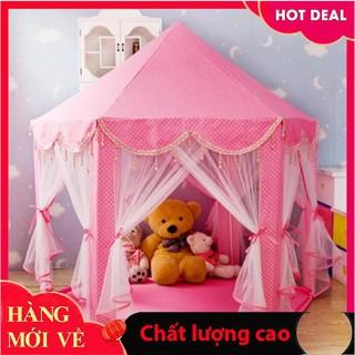 Lều công chúa phong cách Hàn Quốc cho bé_Hàng cao cấp