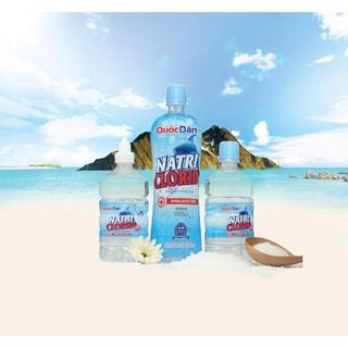 [Chính Hãng] Nước muối sinh lý Natri Clorid 0,9% công ty Elaphe 500ml, 1000ml( súc miệng,rửa mũi,rửa vết thương,rửa mắt) thumbnail