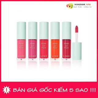 Son Nước Lâu Trôi Lime Water Lip Paint 3.5ml