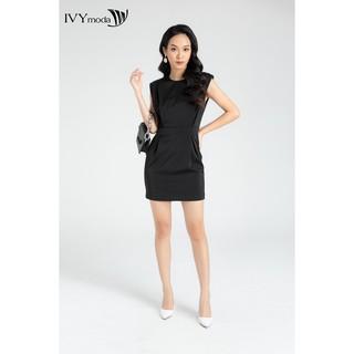 Đầm ôm trên gối thiết kế IVY moda MS 41B8404 thumbnail