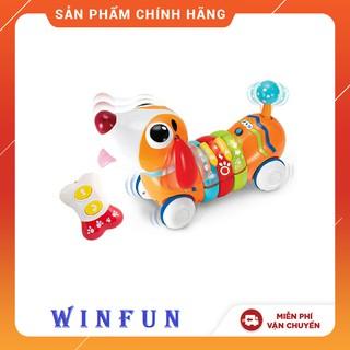 Cún con cầu vồng điều khiển từ xa Winfun 1142