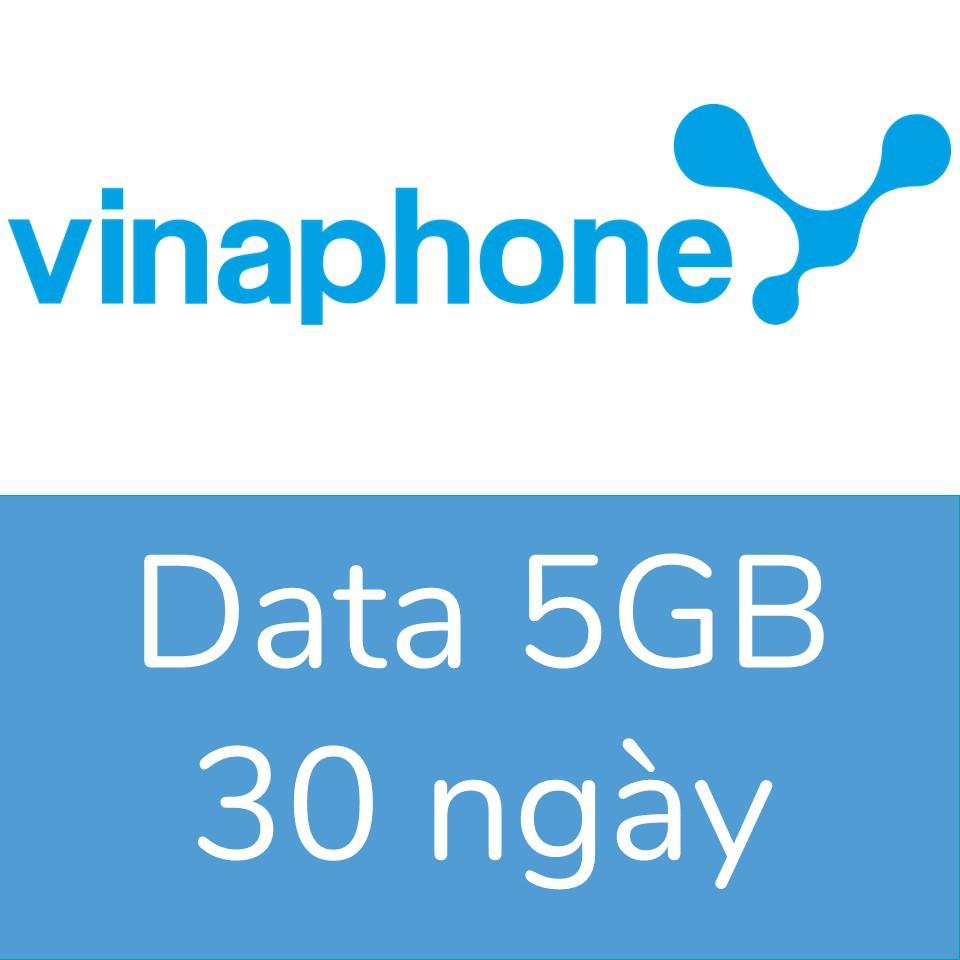 Vinaphone 5GB, 30 ngày