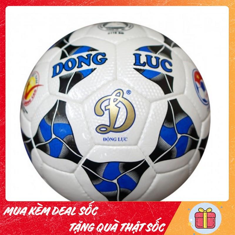 Bóng Động Lực UHV 2.05 SỐ 4 - Quả bóng đá tập luyện đạt chuẩn FIFA, có kèm kim bơm và lưới