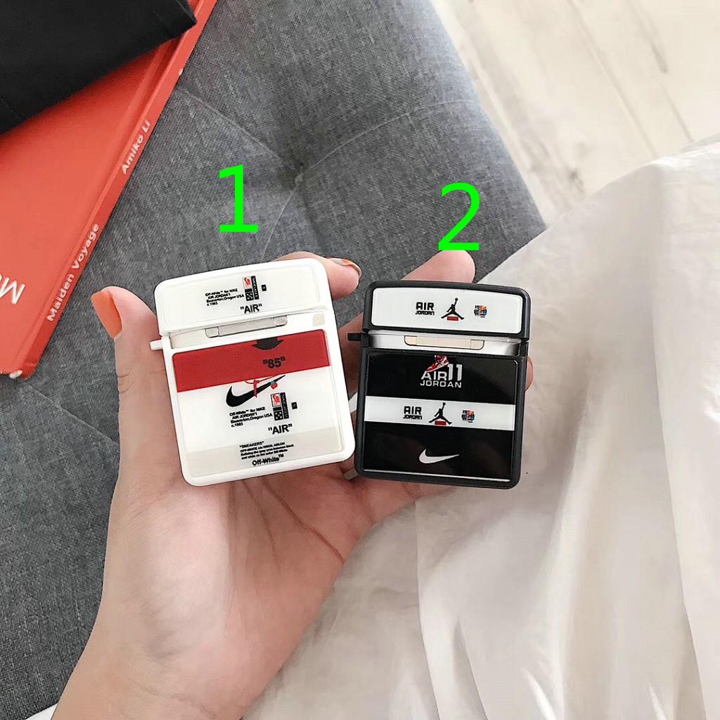 Thương hiệu thời trang Jordan Soft Bag cho Apple Bluetooth Tai nghe Airpods - 14759071 , 2829657679 , 322_2829657679 , 113000 , Thuong-hieu-thoi-trang-Jordan-Soft-Bag-cho-Apple-Bluetooth-Tai-nghe-Airpods-322_2829657679 , shopee.vn , Thương hiệu thời trang Jordan Soft Bag cho Apple Bluetooth Tai nghe Airpods