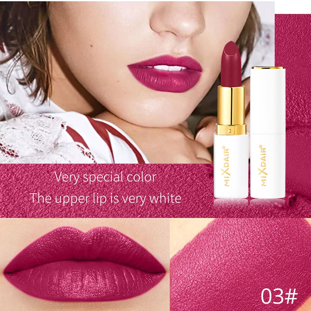 Gloss Long Lasting Water Resistant Moisturizing Portable Non Toxic Temperature Color Change Party Lipstick
