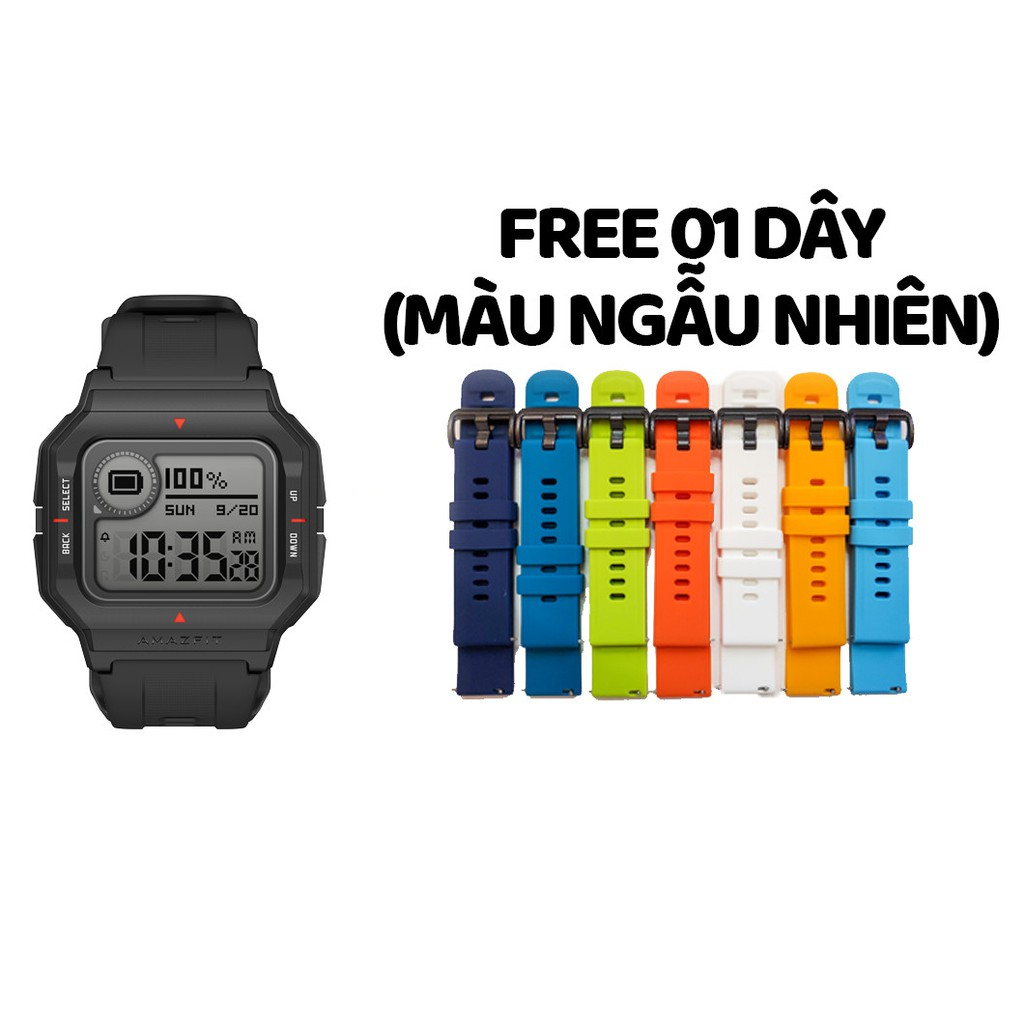 Dây đeo đồng hồ Xiaomi Huami Amazfit Neo