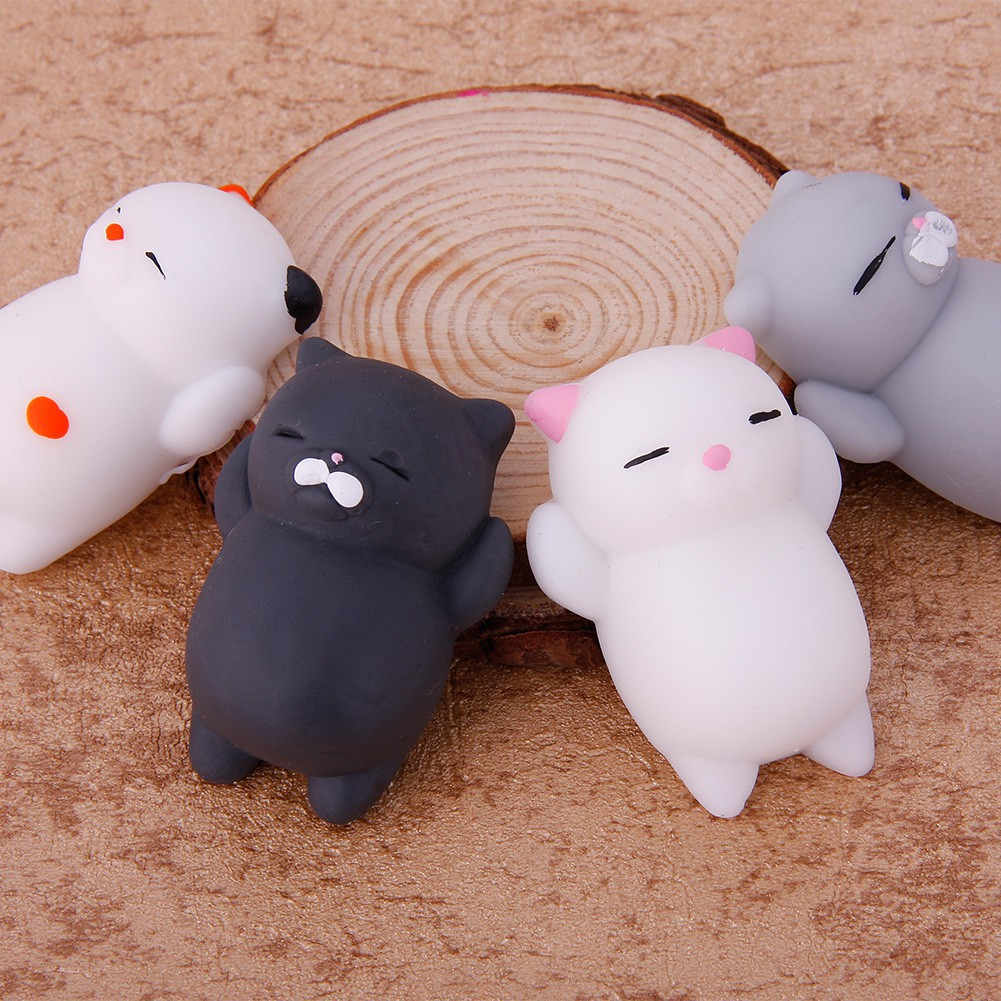 Đồ chơi Squisy mềm hình động vật dễ thương