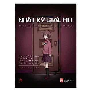 Sách Nhật Ký Giấc Mơ