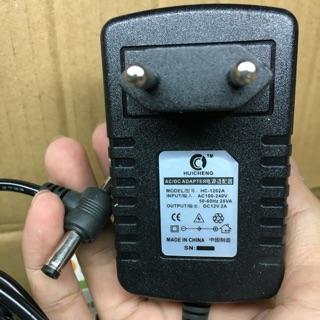 [Mã ELFLASH5 giảm 20K đơn 50K] Adapter 12V-2A chuẩn.nguồn chuyên cho bộ phát wifi,Tivi box,camera.