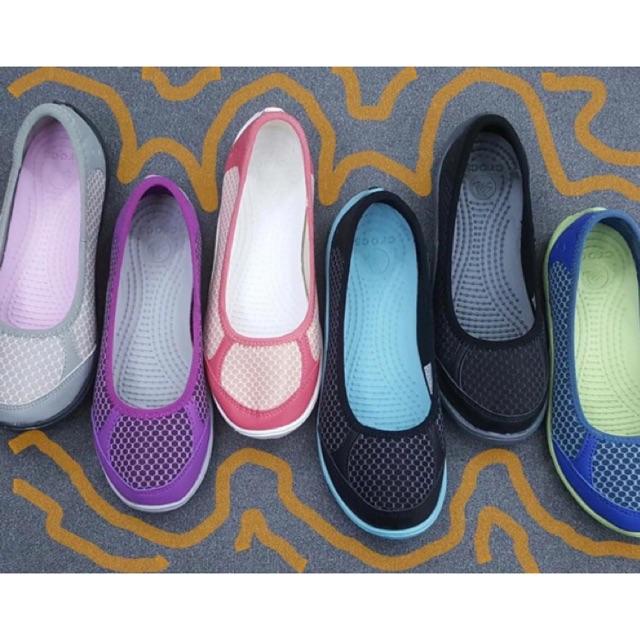 Giày crocs ballet flat cho phái nữ - 10030871 , 568772815 , 322_568772815 , 330000 , Giay-crocs-ballet-flat-cho-phai-nu-322_568772815 , shopee.vn , Giày crocs ballet flat cho phái nữ