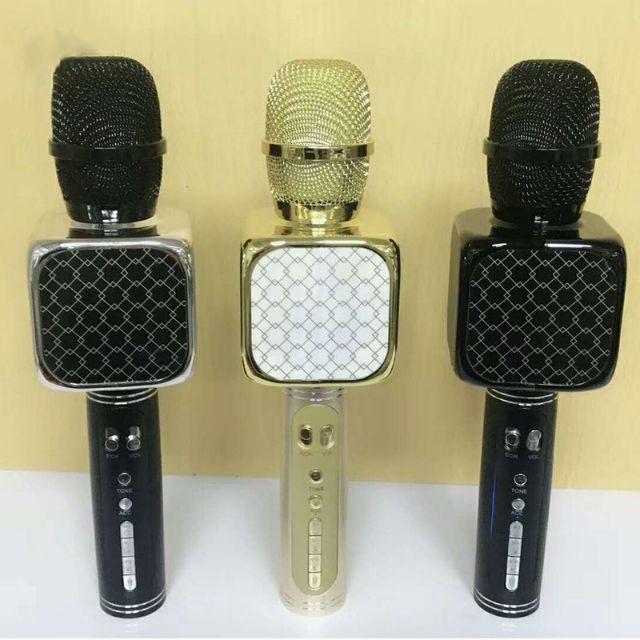 Micro Karaoke YS-69 Kèm Loa Bluetooth - 2421123 , 1170033175 , 322_1170033175 , 300000 , Micro-Karaoke-YS-69-Kem-Loa-Bluetooth-322_1170033175 , shopee.vn , Micro Karaoke YS-69 Kèm Loa Bluetooth