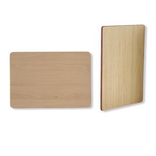 Mặt bàn đẹp, Gỗ dày 20 mm Plywood Beech phủ Laminate chống trầy 2 mặt Plyconcept (Không kèm chân bàn)