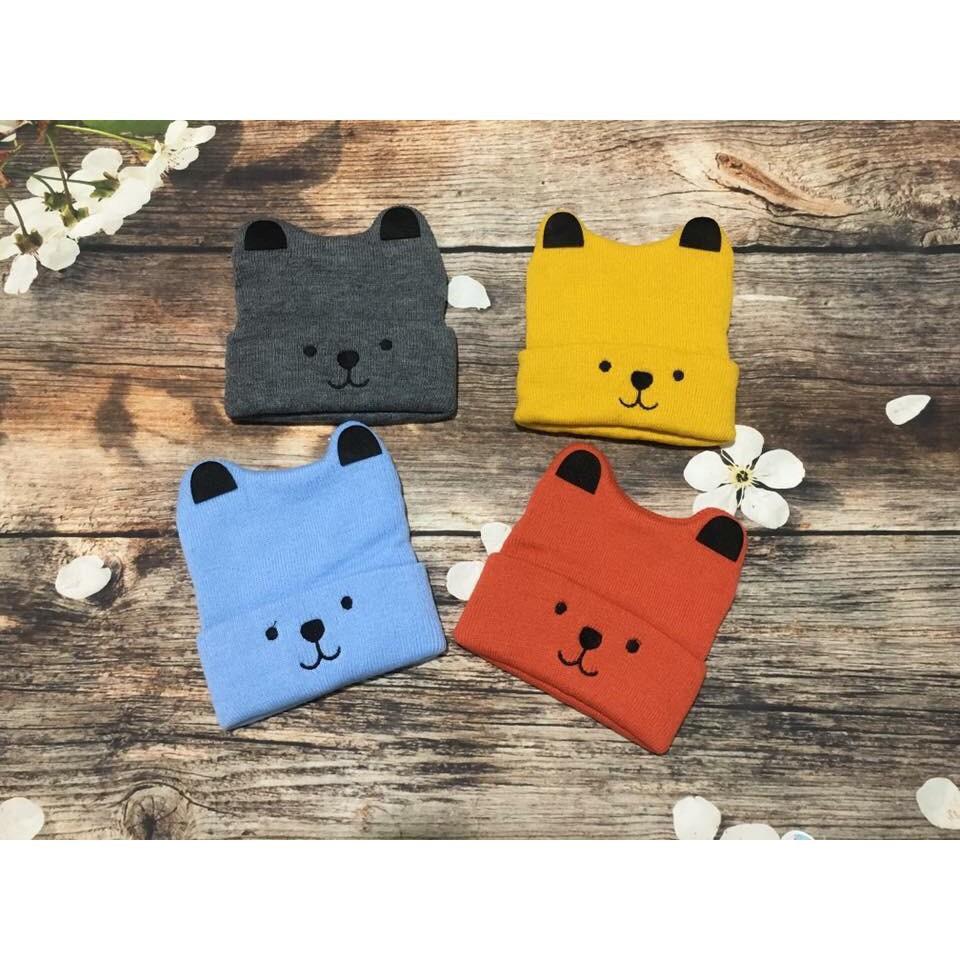 [THANH LÝ] đồ dùng cho mèo - Mũ len cho bé mũ mèo | SẢN PHẨM HOT