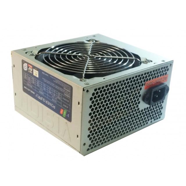 [SALE 10%] Nguồn máy tính Vision GTX-700W 300W Fan 12 cm có dây nguồn Giá chỉ 210.000₫