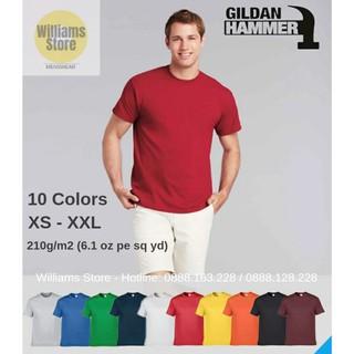Áo thun Gildan Hammer (Ultra Cotton) (nhiều màu) thumbnail