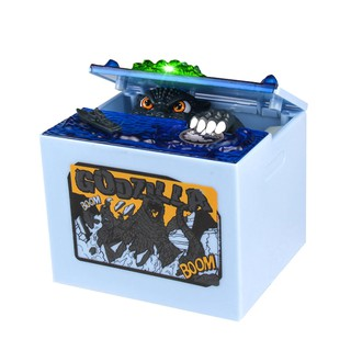 GENX✨ Stealing Money Godzilla Coins Saving Box Electronic Steal Coins Saving Money Toys