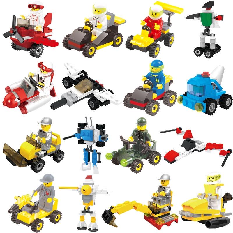 Bộ Đồ Chơi Lắp Ráp Lego Tương Thích Với Lego