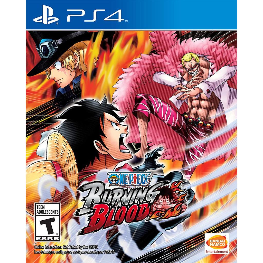 Đĩa game PS4 US: One Piece: Burning Blood - 14970180 , 2358360344 , 322_2358360344 , 550000 , Dia-game-PS4-US-One-Piece-Burning-Blood-322_2358360344 , shopee.vn , Đĩa game PS4 US: One Piece: Burning Blood