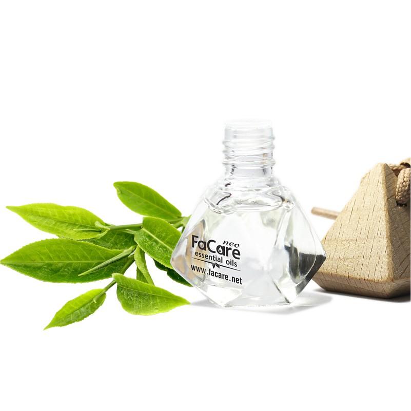 Tinh dầu thiên nhiên trà xanh loại chai tự khuếch tán - GreenTea Essential Oil 8ml - Facare