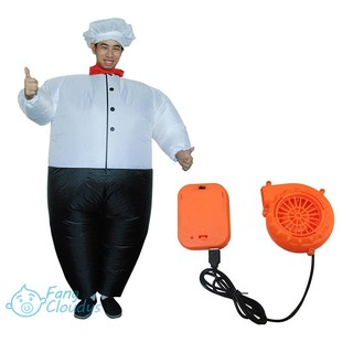 🍒[IN STOCK/COD]🍒Halloween Costume Inflatable Costume Funny Party Props