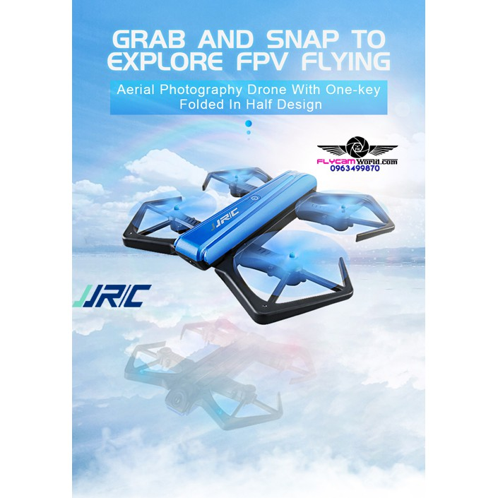Flycam JJRC H43WH WIFI FPV 720P Camera altitude hold