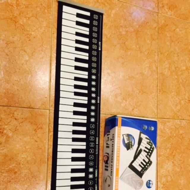 Đàn piano điện tử cuộn dẻo - 2794325 , 74729965 , 322_74729965 , 325000 , Dan-piano-dien-tu-cuon-deo-322_74729965 , shopee.vn , Đàn piano điện tử cuộn dẻo