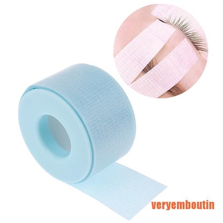 Breathable Eyelash Extension Blue Tape Sticker Isolation Patches Eye Pads