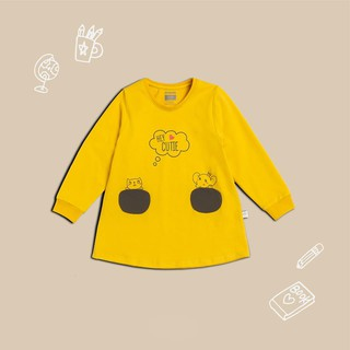 Váy Cutie vàng CHAANG (AW19)